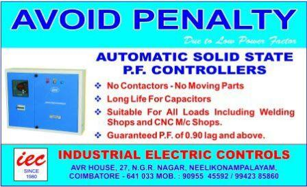 INDUSTRIAL ELECTRIC CONTROLS-SLIDING